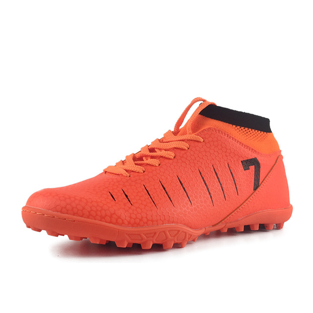 High Ankle Football Boots Studs Make