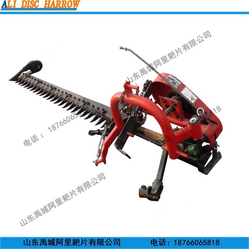 Tractor Pto Driven Sickle Bar Mower 2016 Hot Sale