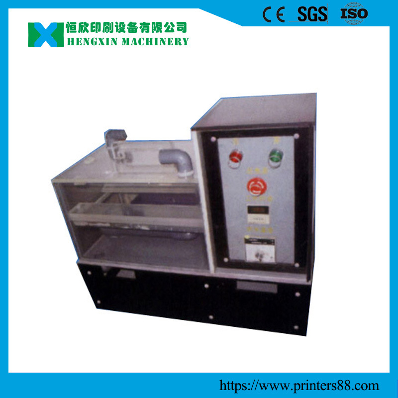 Pad Steel Plate Etching Machine