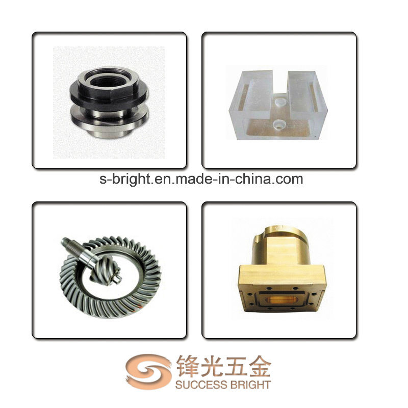 Precision CNC Machining Center Parts with Reasonable Price pictures & photos