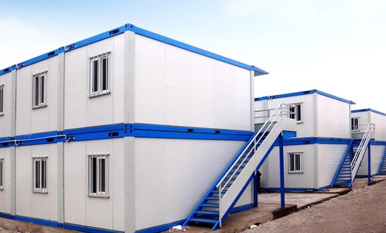 Prefabricated 20ft Container Homes China Supplier With House Plan