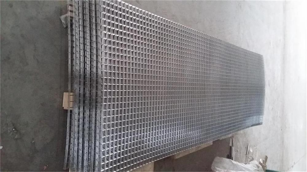 China Tec-Sieve Stainless Steel Welded Wire Mesh Sheets Photos ...