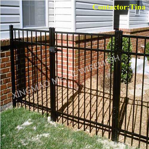 [Hot Item] Automated Driveway Gates/Decorative Entry Gates/Commercial Fence  Gates (XM3-35)