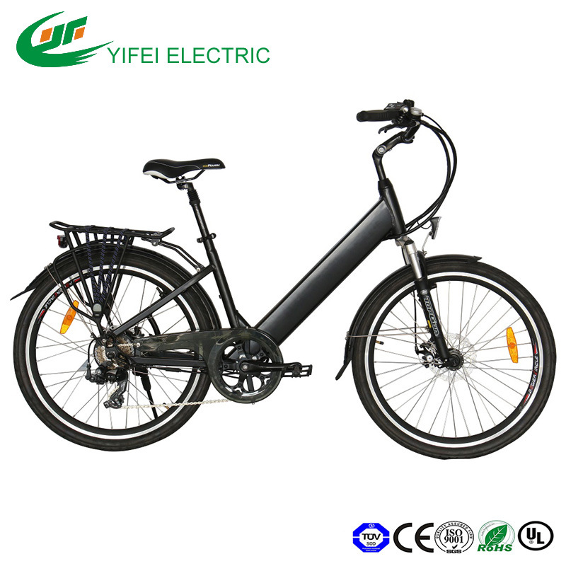 Sumsung 36V10ah 500W High Speed Electric Bicycle E-Bike Side Battery