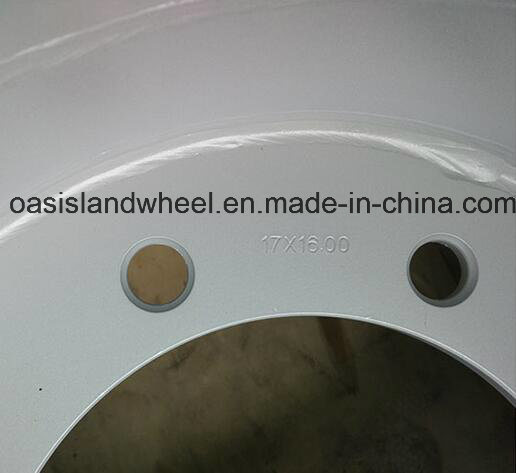 (16.00X17) Agricultural Implement Wheel for Farm Trailer