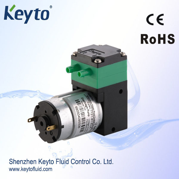 Stable Vacuum Pump with Carbon Brush Motor