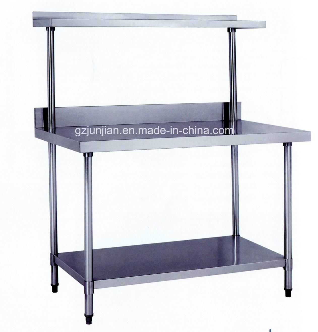 China Assenble Salamander Kitchen Work Bench - China Stainless Steel ...
