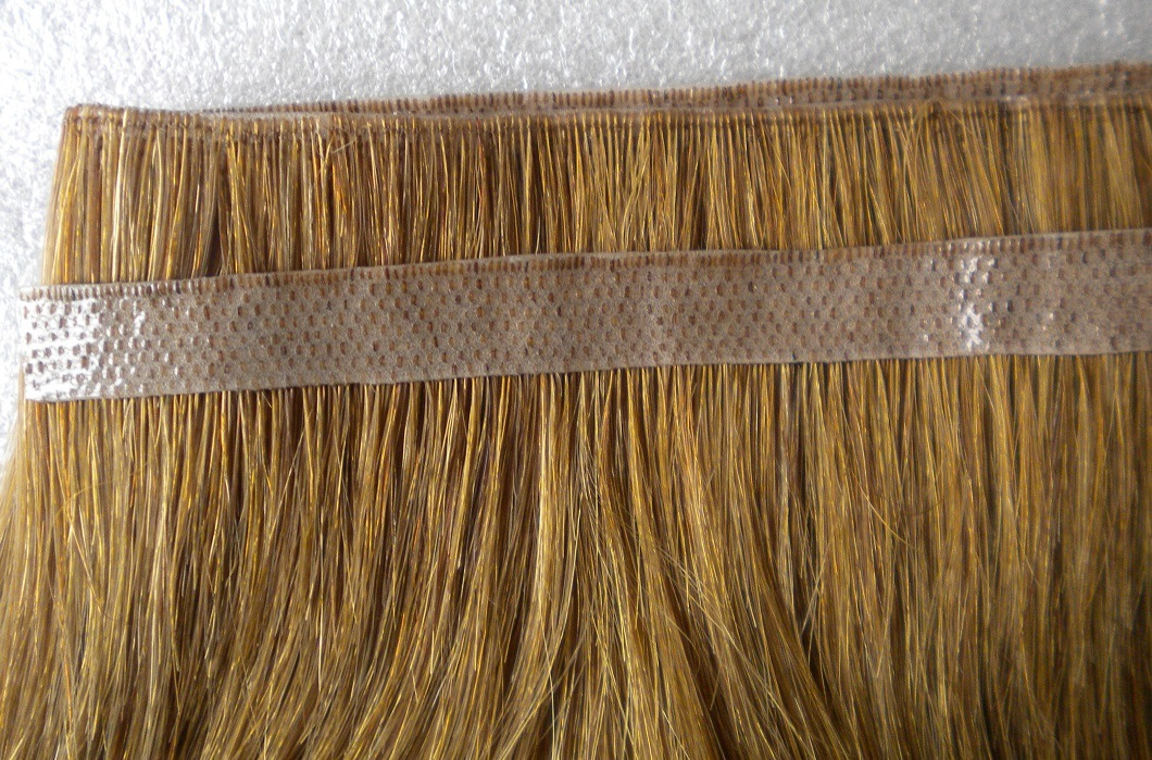 China Wholesale Price Tape In Hair 100 Virgin Remy Human Hair