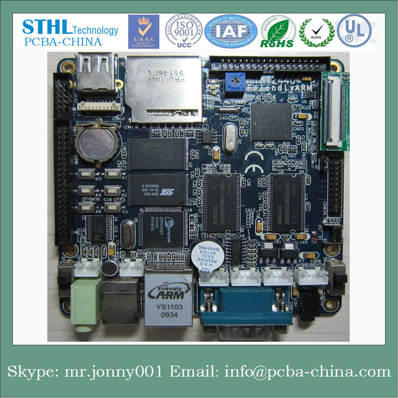OEM ODM Integrated Circuit for TV Box PCB Assembly, pictures & photos
