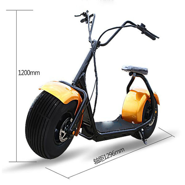 YAMAHA Electric Bicycle of Similar Product Electric Scooter 1000W