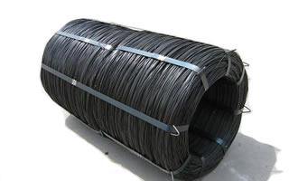 China Black Annealed Rebar Tying Wire - China Black Iron Wire Soft ...