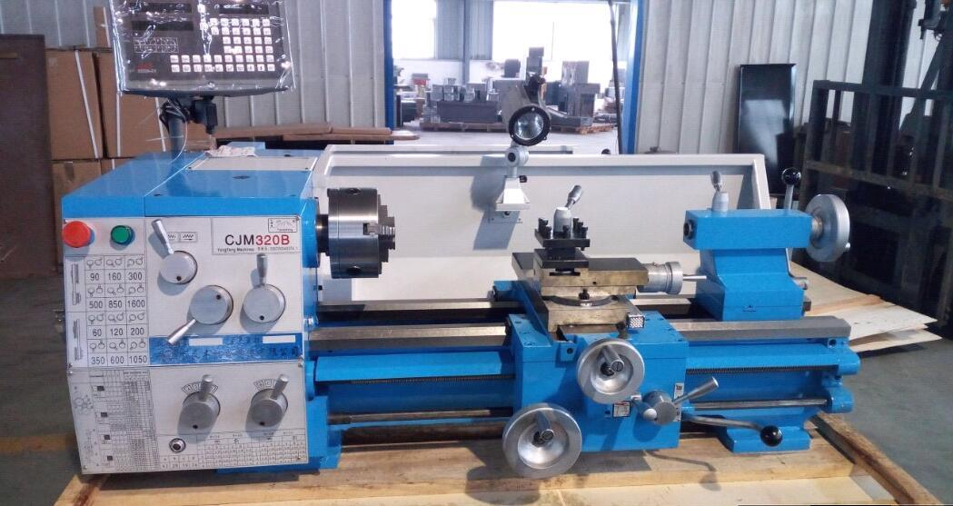 Lathe For Sale >> Hot Item Cjm320b Mini Bench Small Lathe For Sale