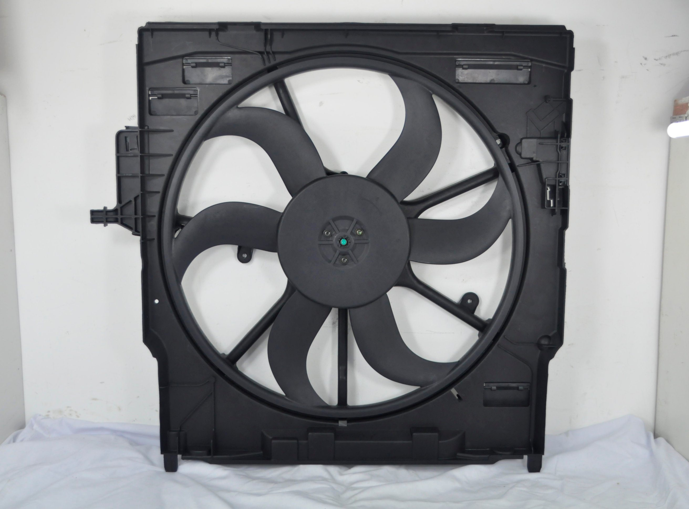 Wholesale Car Cooling Fan Buy Reliable From Auto Cool Electric 17427598739 17427616102 17428618239 For Bmw X5 X6 E70 E71 N55 N54