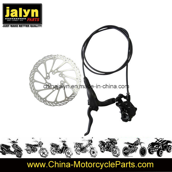 Bicycle Parts Bicycle Hydraulic Brake Device with Disc Lever and Cable