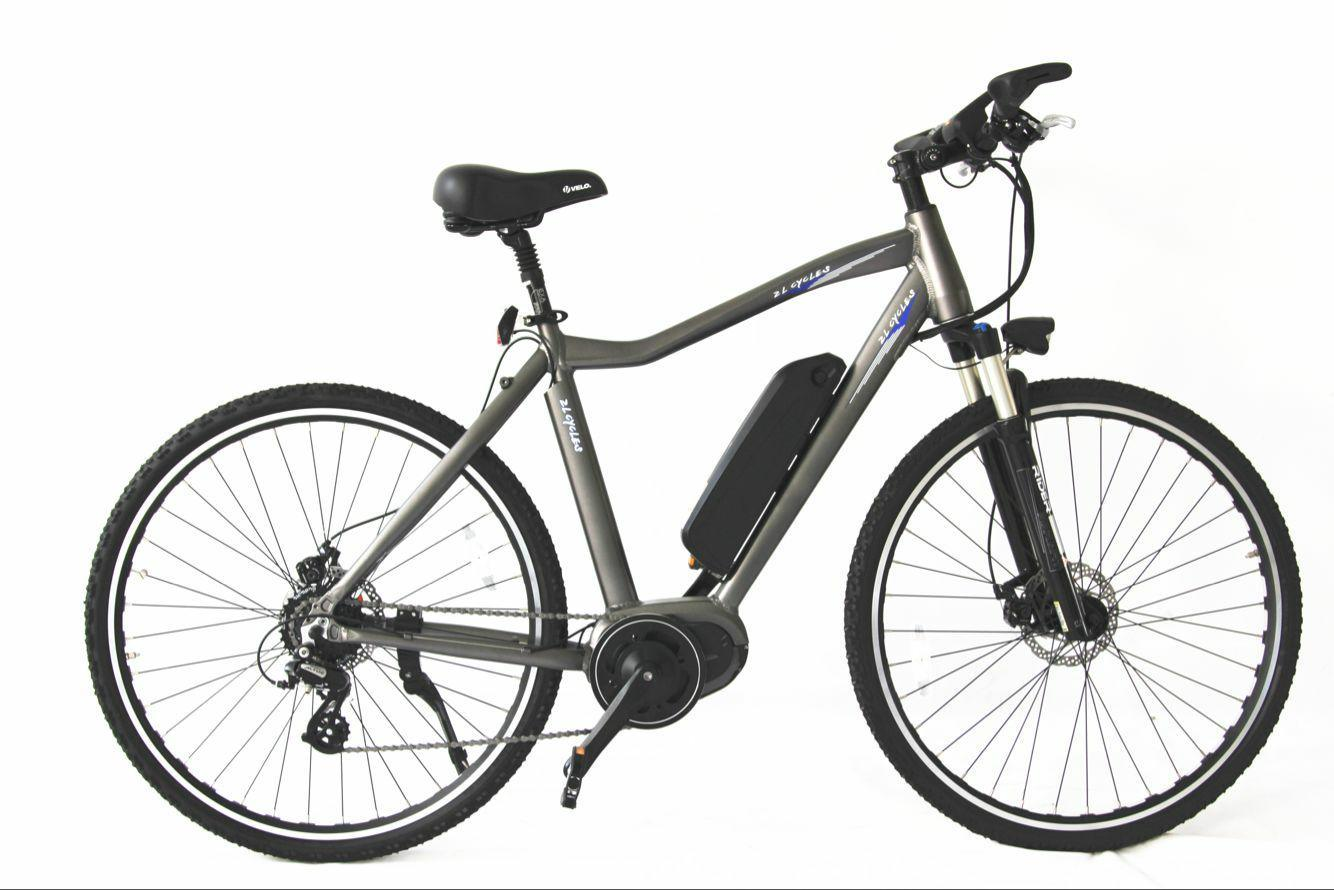 Popular 700c Central Man E-Bike pictures & photos