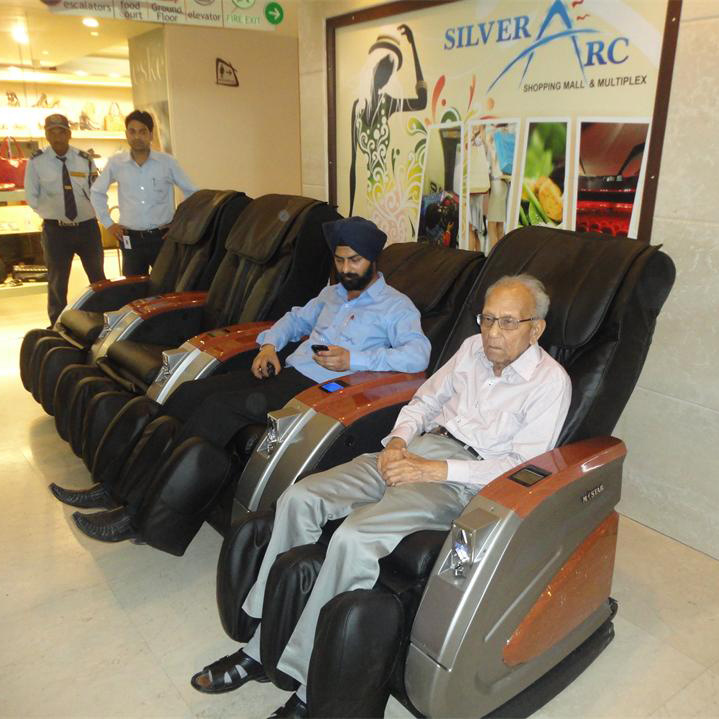 Vending Massage Chair with Coin Operated (RT-M01) pictures & photos