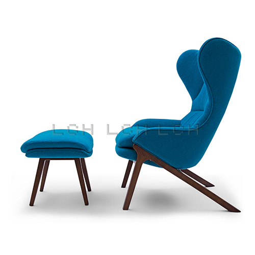 China Leisure Lounge Chair Cassina P22 Armchair Designed By Patrick
