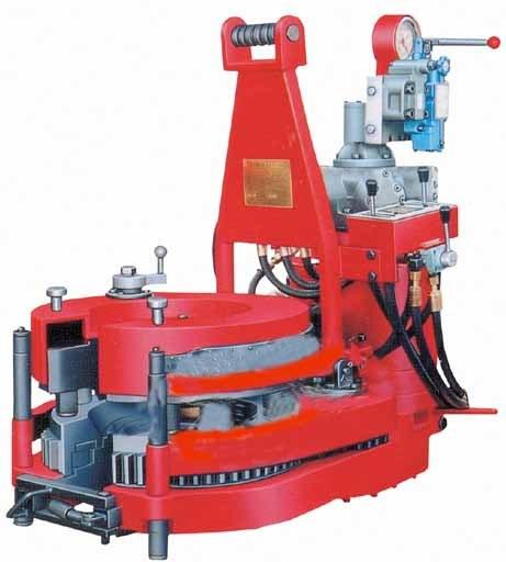 China Hydraulic Power Tongs/Drill Pipe Tong/Casing Power Tongs Zq203