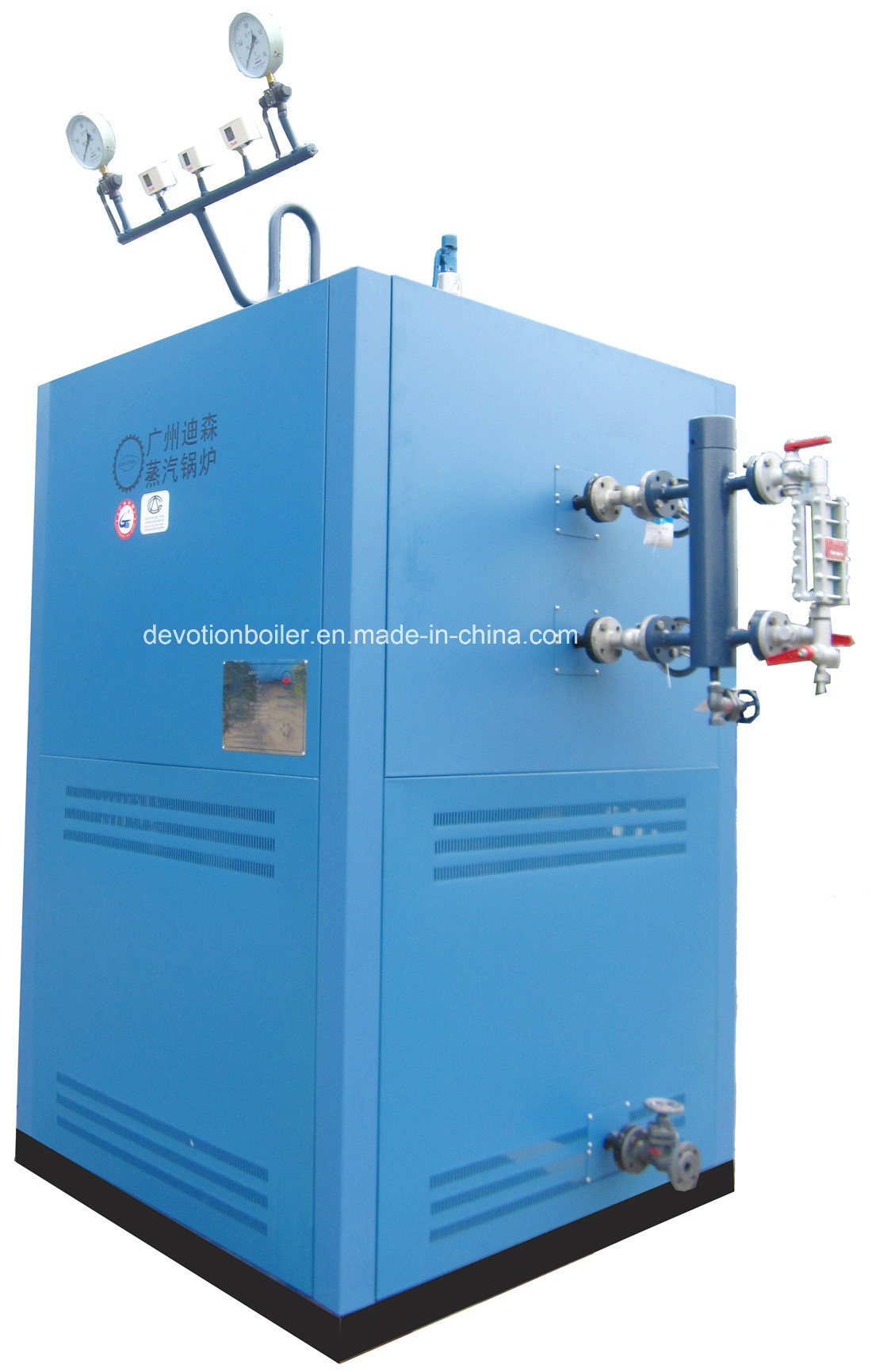 China Energy Saving and Clean 2000kg/Hr Electric Steam Boiler ...