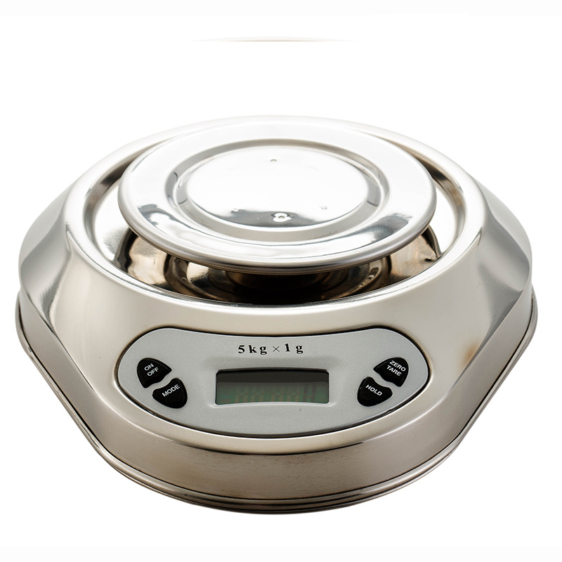Stainless Steel Electronic Kitchen Scale Household Scale