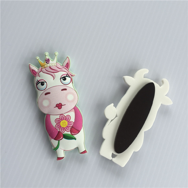 2016 Popularly Christmas Gift Profession Manufacture Silicone Fridage Magnet