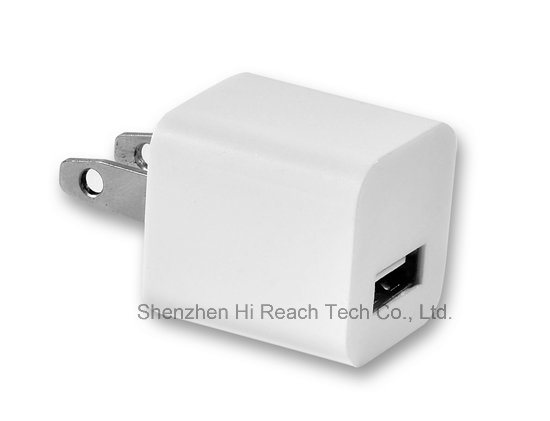 Portable Mini USB Cell Phone Smart Phone Charger Wall Charger Travel Charger pictures & photos