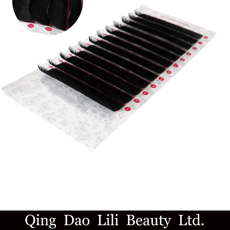 China False Eyelashes Manufacturer Aaa 005mm007mm Volume Mink
