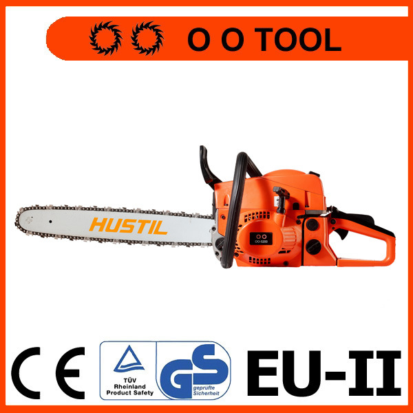 52cc Gasoline Chain Saw (5200HU) with CE GS Certificate