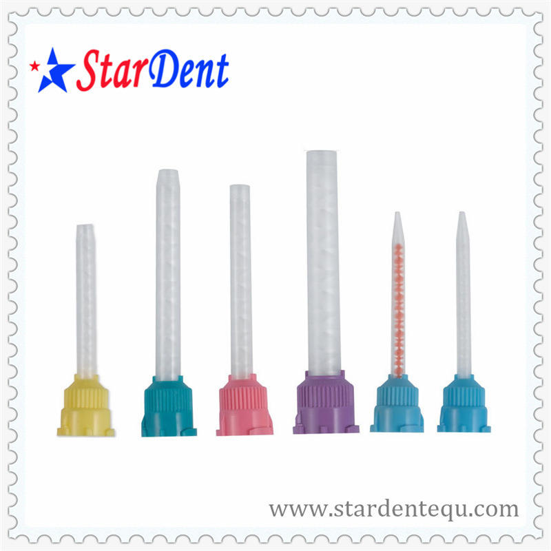 Dental High Quality Disposable Mixing Tips of Lab Hosptial Medical Surgical Diagnostic Equipment pictures & photos