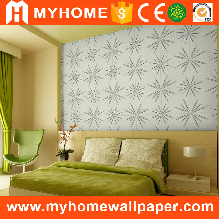Interior or Exterior Decorative Wall Panel 3D PVC with China Cheap ...
