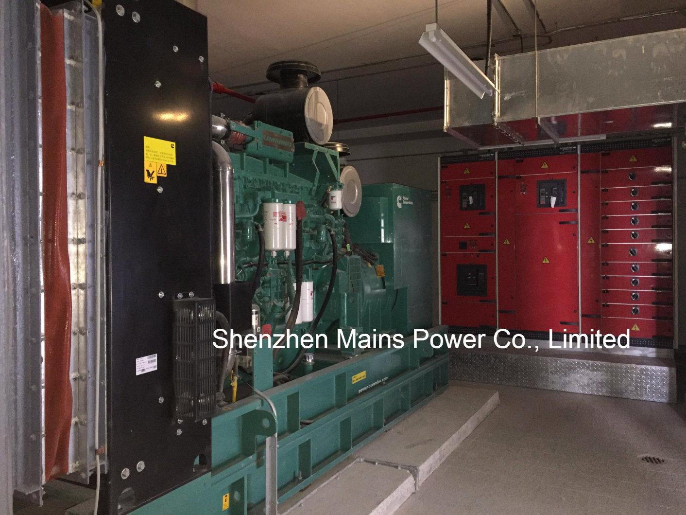 China 900kVA 720kw Rating Power Cummins Diesel Generator Set Qsk23