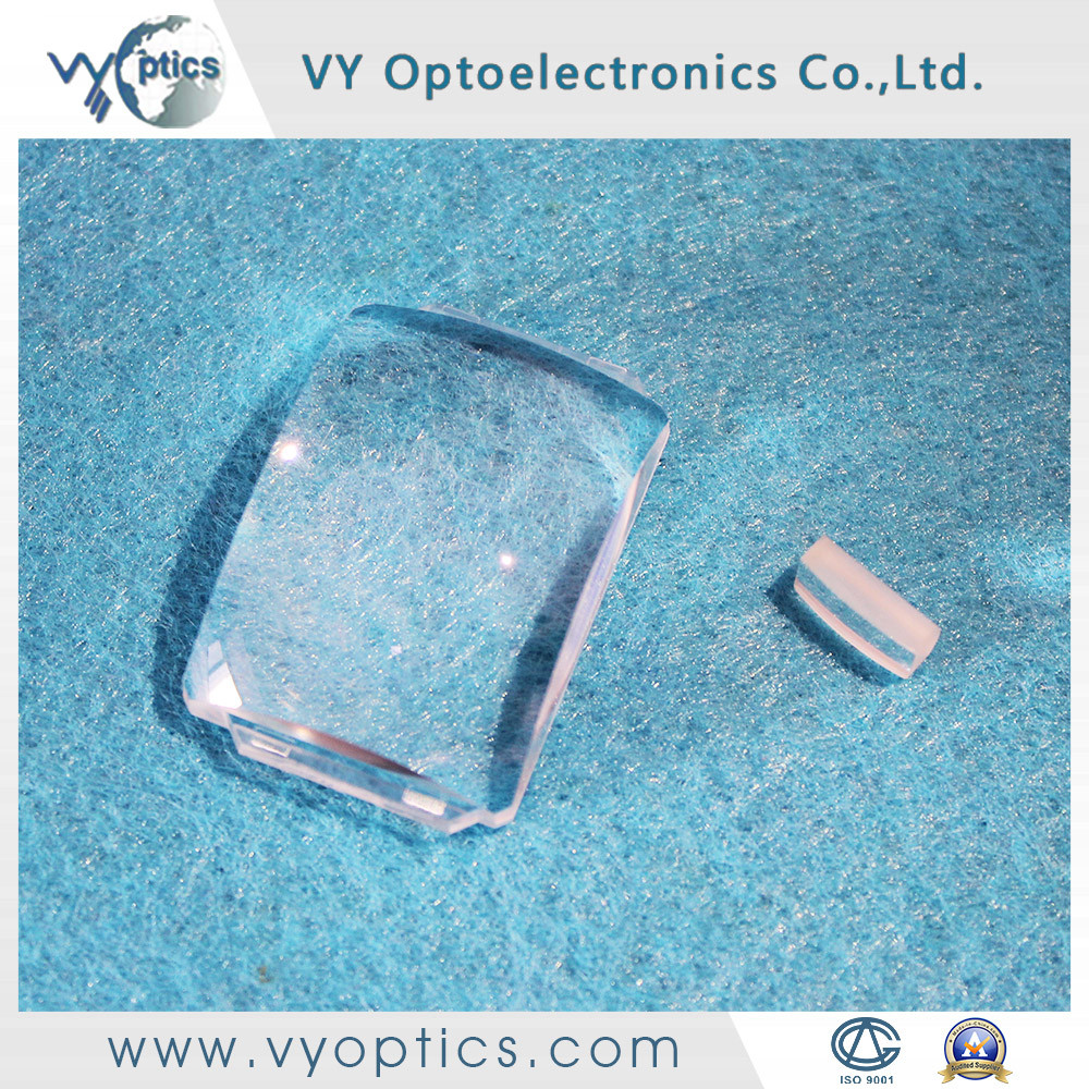 Optical Glued Aspheric Cylindrical Lenses for Inspector pictures & photos