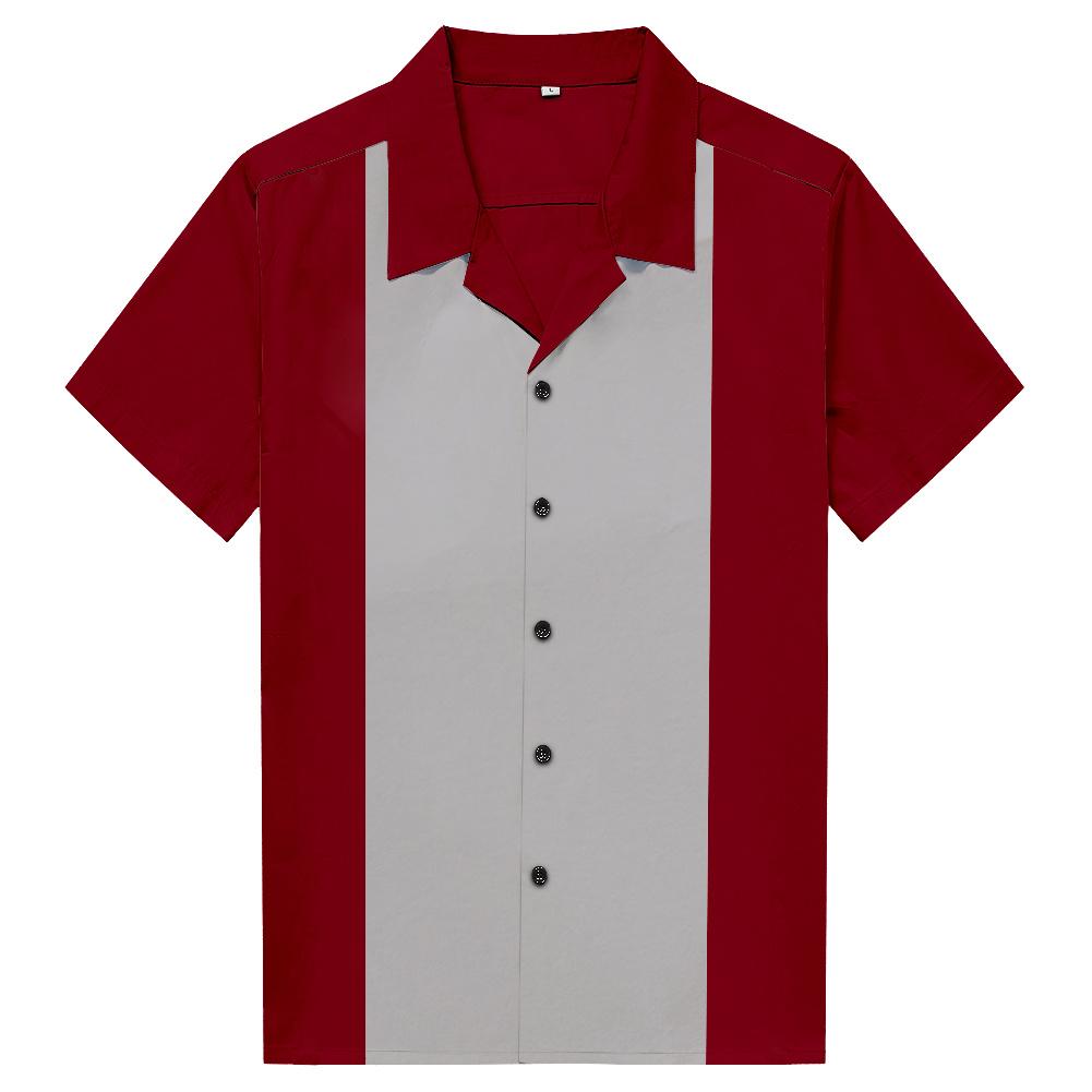 Retro Bowling Shirts Custom Joe Maloy