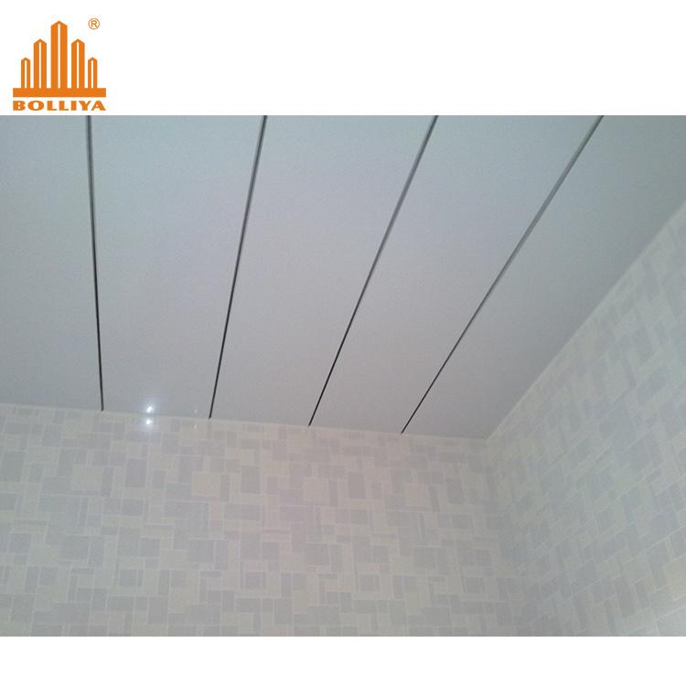 China 8mm High Glossy White/White Aluminum Composite Panel