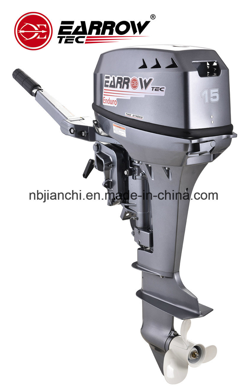 New China Outboard Engine/ Outboard Motor 15HP/9.9HP 2stroke and 4 Stroke / Outboard Boat Engine