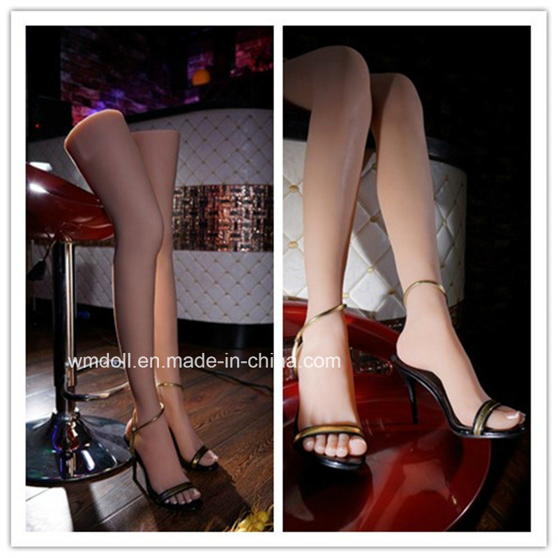Silicone feet sex toy