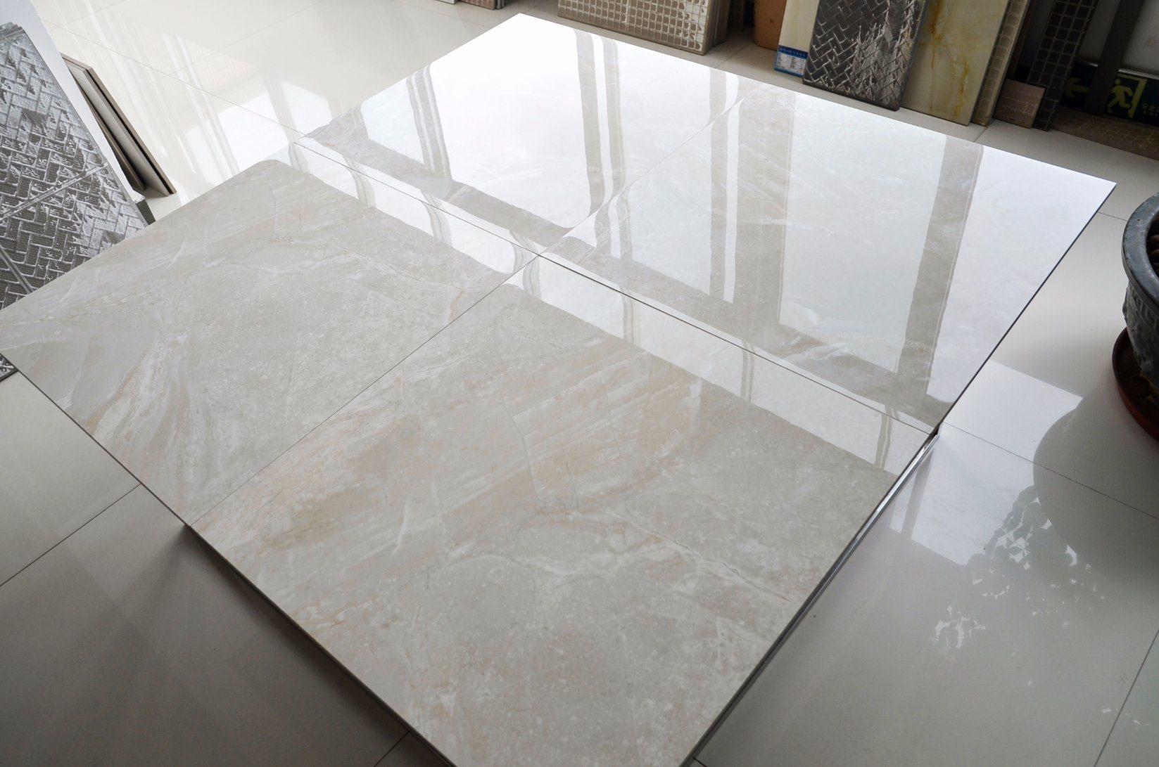 China Ceramic 50X50 White Horse Balcony Kajaria Ceramic Floor Tile ...