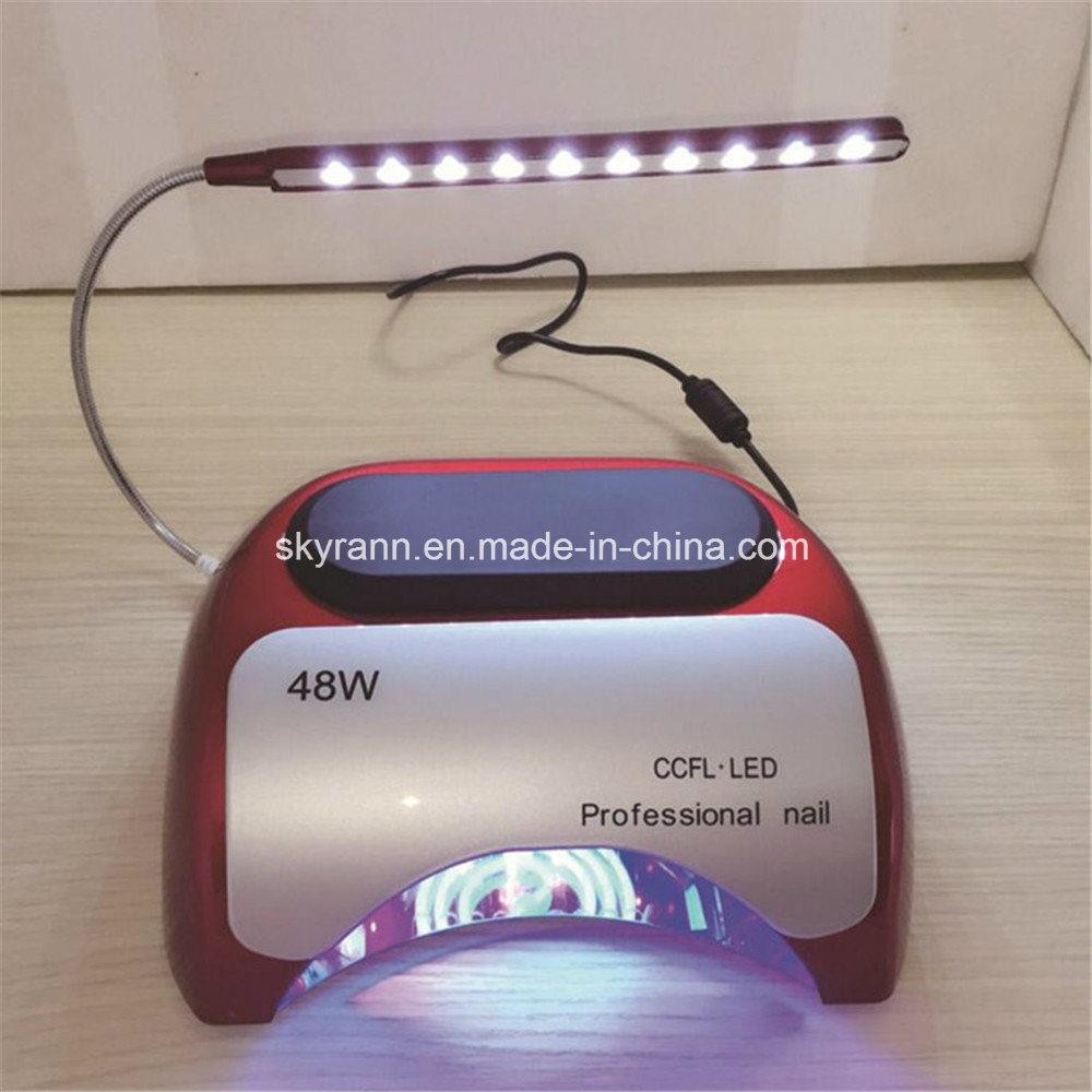 China 18K Nail Polish Gel Lamp Manicure Pedicure Nail Dryer Photos ...