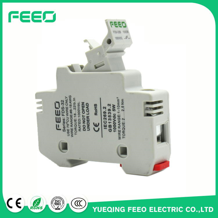 Sun Power Fuse Holder Low Voltage 15AMP 250VDC Fuse pictures & photos