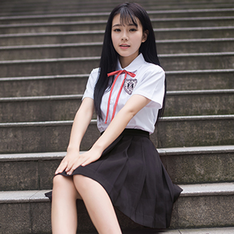 dd99474a4 China Girls Japanese Style School Uniform Photos   Pictures - Made ...