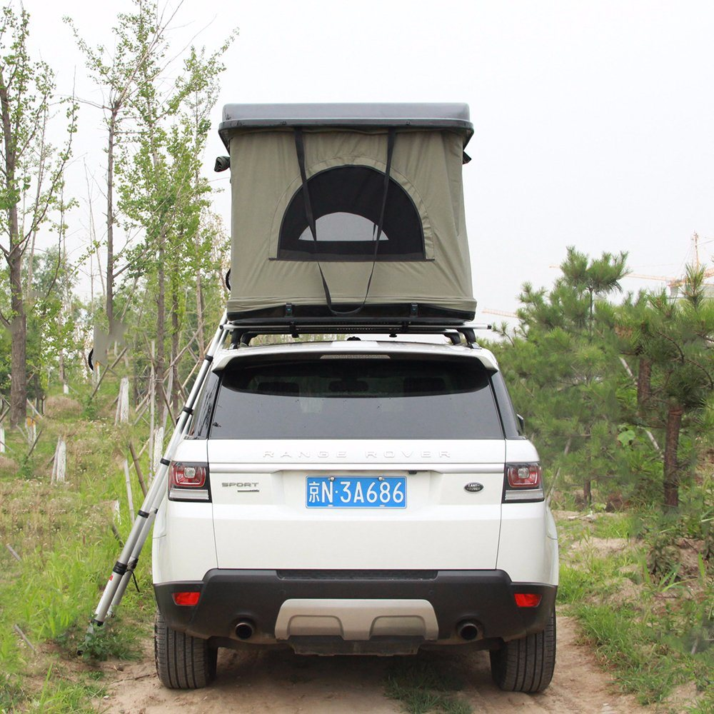 [Hot Item] for Car Camping 4WD Offroad Hard Shell Roof Top Tent with Side  Awning, China Wholesale