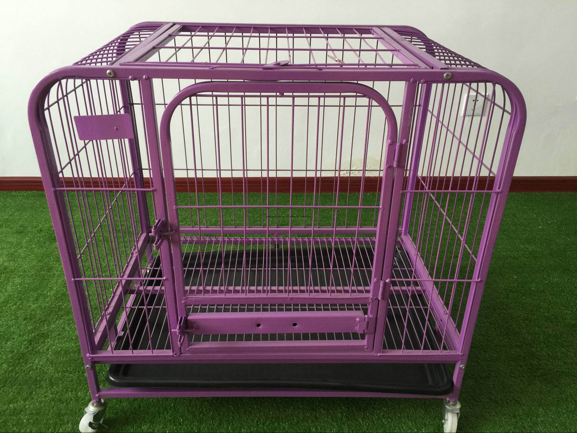 Top Quality Hot Sale Cheap Square Tube Dog Cage pictures & photos