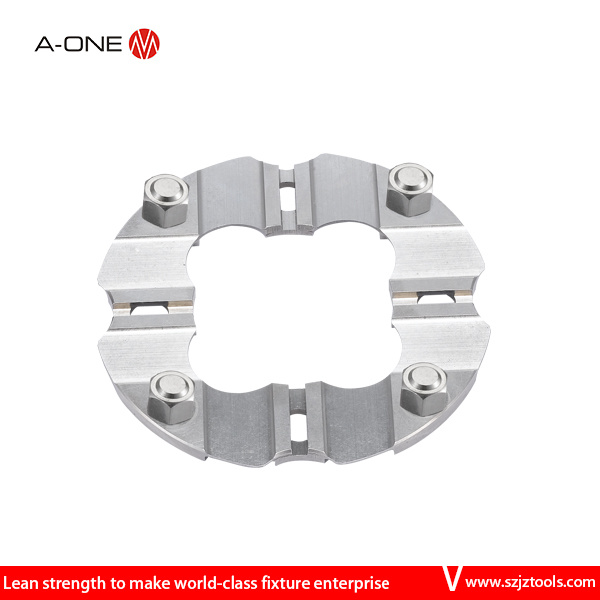 a-One Erowa CNC Machine Stainless Steel Power Centering Plate 3A-400001 pictures & photos