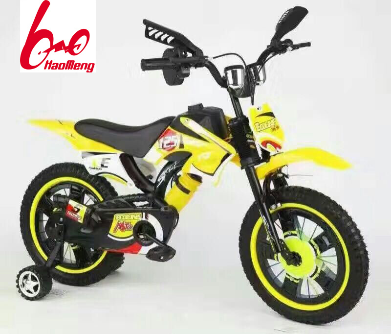 "2017 New Model 12"" 16"" Kids Motorcycle Bicycle Bike Factory Manufacturer with Ec, En, SGS Certification"