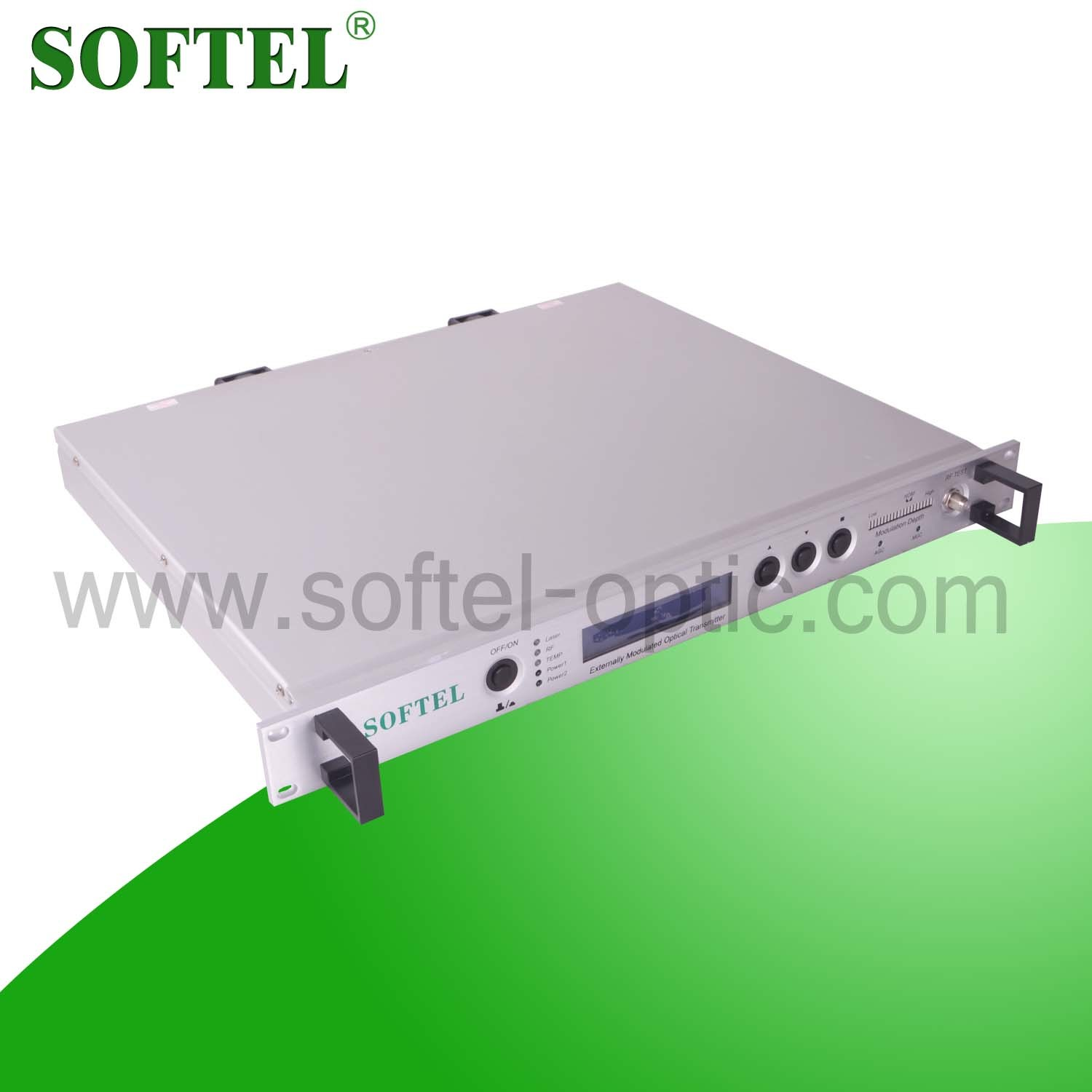 2013 Best Seller Equipment Fiber Optical 1550nm Transmitter