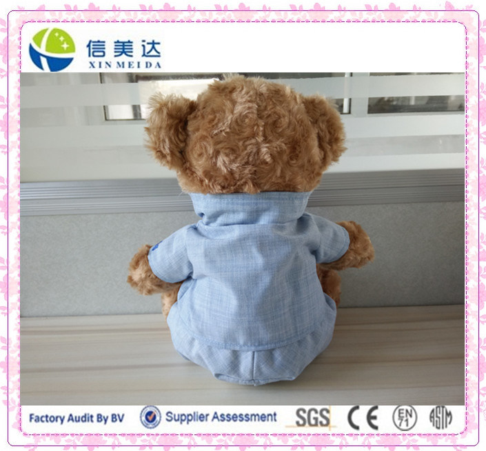 Custom Stuffed Animal Teddy Bear Kids Soft Children Plush Toys pictures & photos