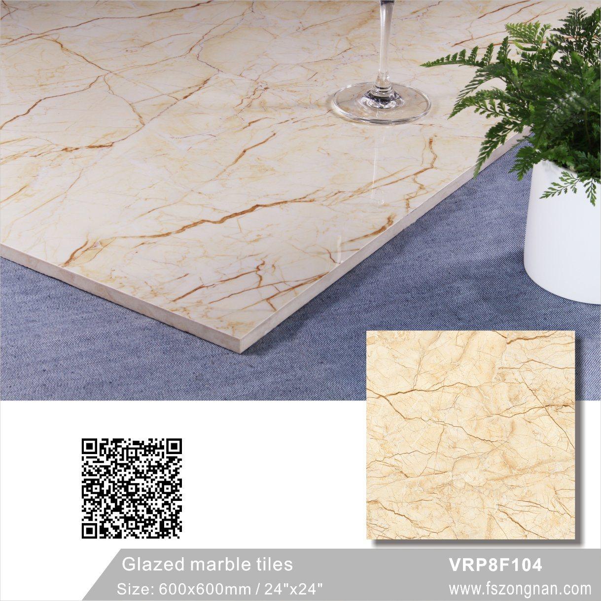 China Building Material Full Body Marble Glazed Porcelain Floor Tile