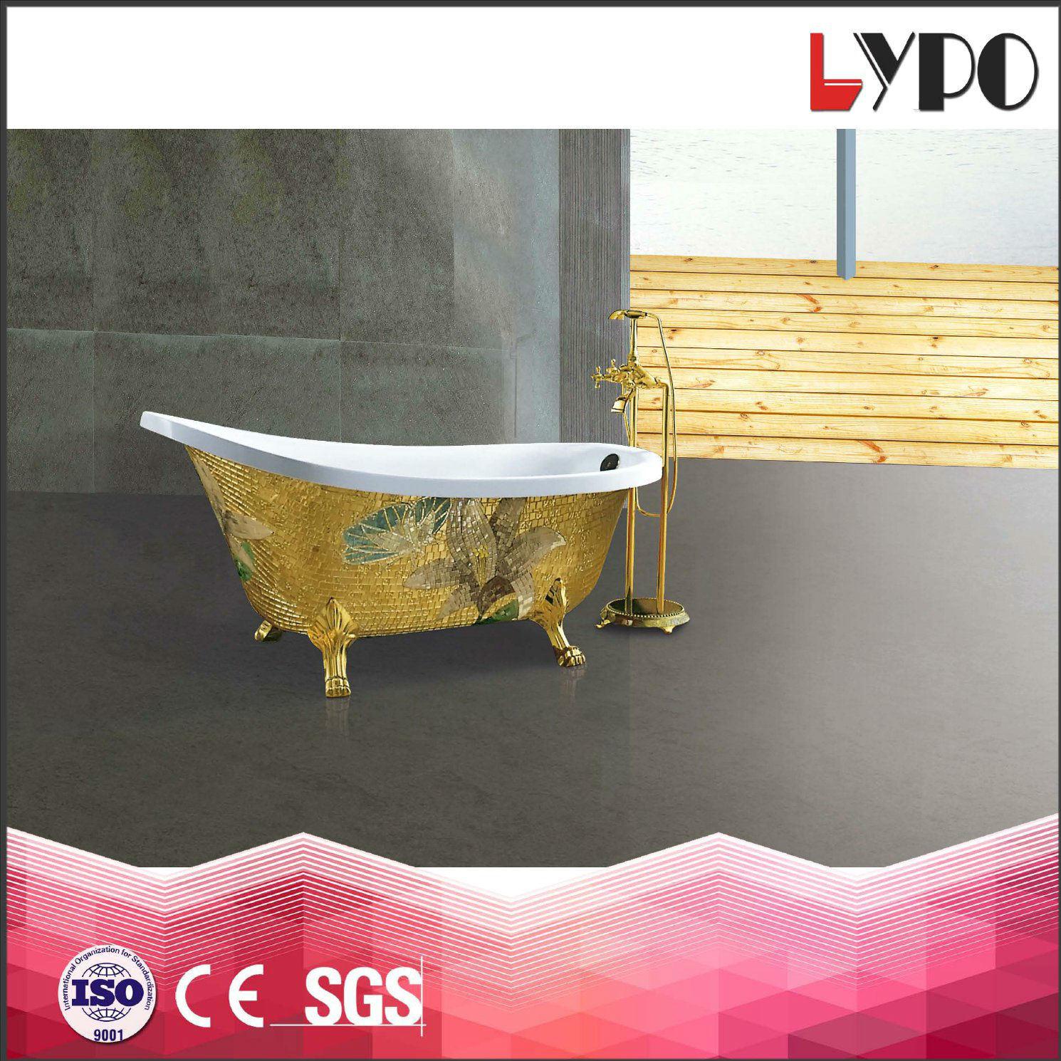 China K-8881g Foshan Factory Cheap Freestanding Bathtub/Clawfoot ...