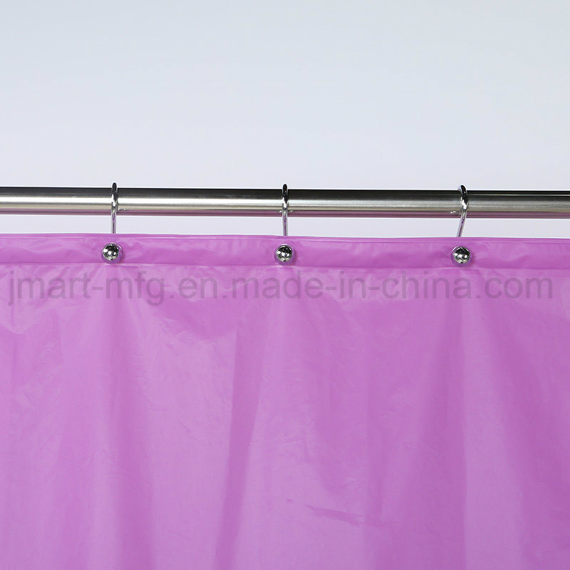 Custom Fancy PVC/Vinyl Shower Curtain for Bathroom Accessories pictures & photos