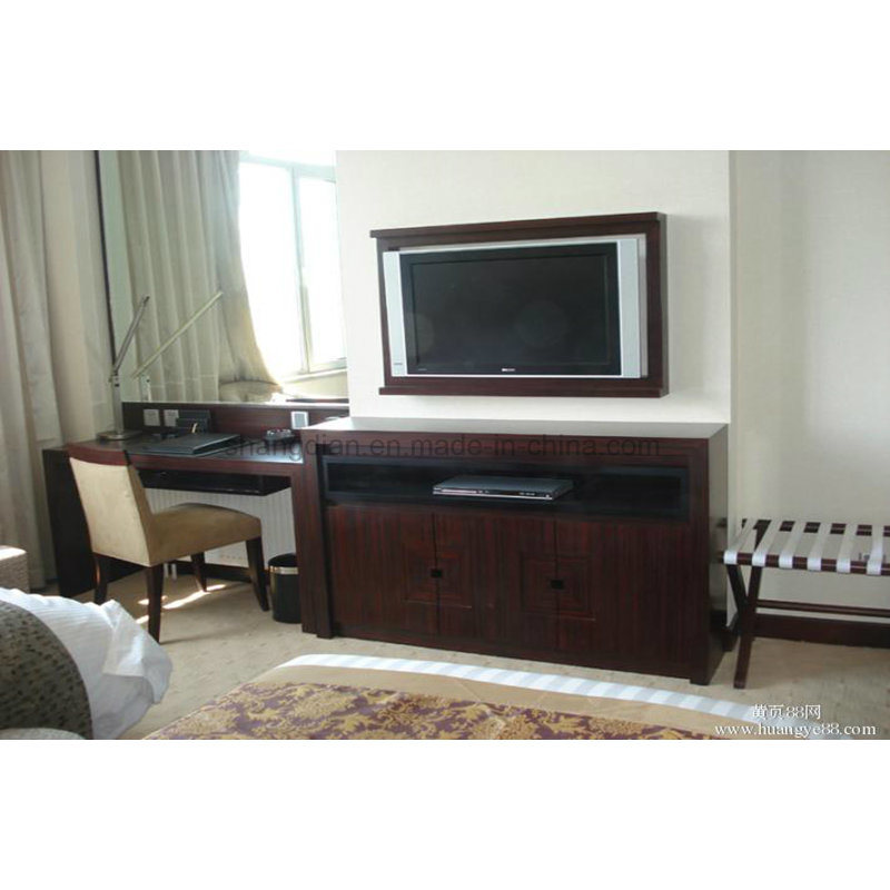 Hotel Bed Room Simple Design TV Cabinet (ST-02) pictures & photos